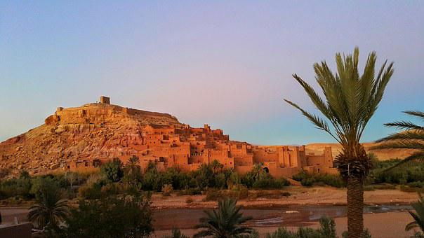 Ait Benhaddou, Unesco World Heritage, Clay Houses