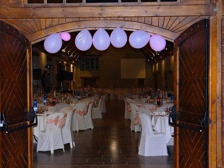 Salle Des Fêtes, Banquet, Wedding