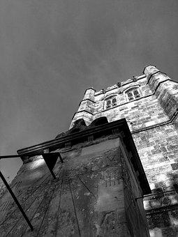 Wimborne Minster, Minster, Church, Dorset, Old