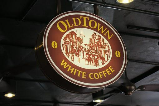 Malaysia, Old Town, Travel, Cafe, Coffee, Brand