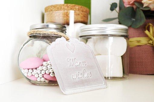 Greetings, Marriage, Confetti, Label, Wedding Ideas