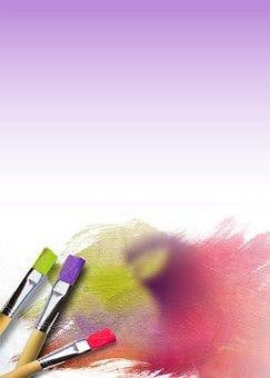 Artistic Background, Cyril Robinson Flier