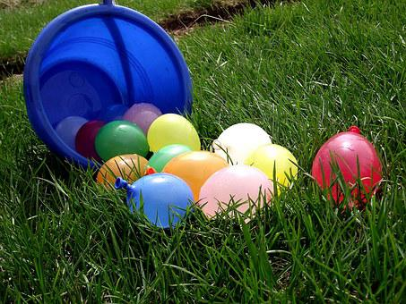 Water, Balloon, Color, Fun, Decoration, Birthday