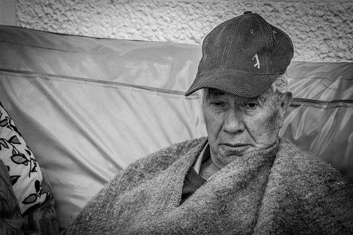Old Age, Diabetes, Sad, Old Time, Wisdom, Refeccionar