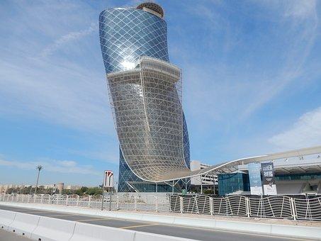 Abu Dhabi, Emirates, Architecture, U A E, Arabic, Uae