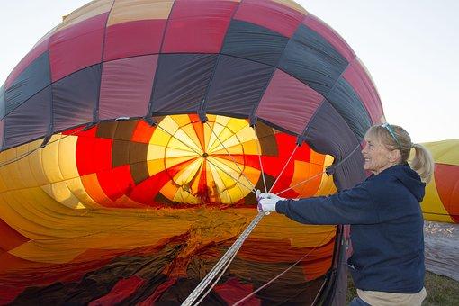 Reno, Balloons, Festival, Air Balloon, Fire