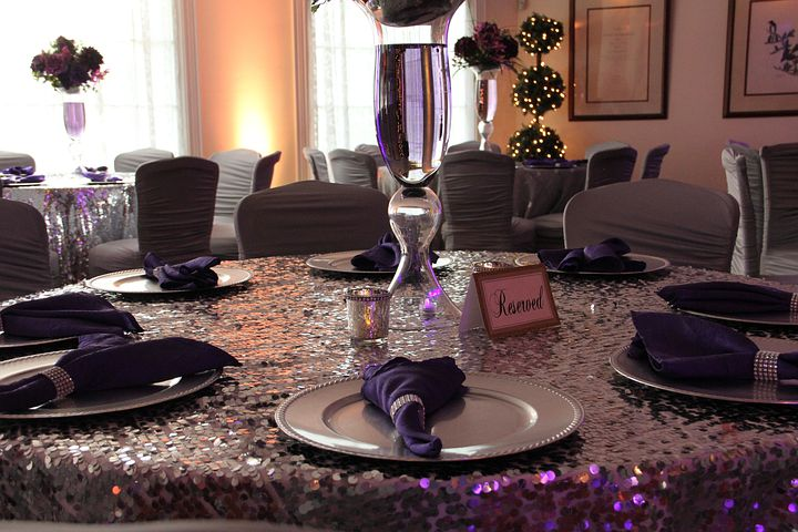 Reserved, Table, Wedding, Tablescape, Place Setting