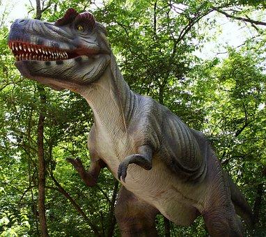 Tyrannosaurus Rex, Simulation, Dinosaur