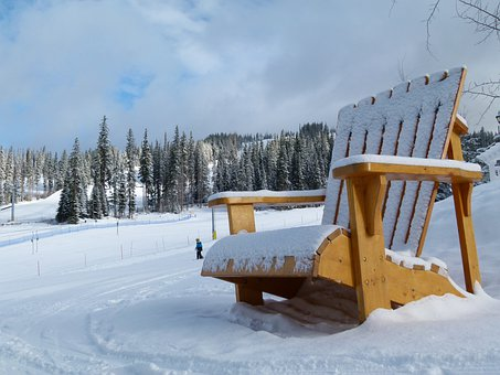Sun Peaks, Ski Resort, British Columbia