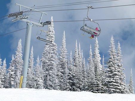 Sun Peaks, Ski Resort, British Columbia