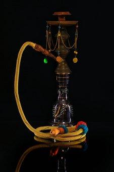 Hookah, Smoke, Color, Water, Tobacco, Arabic, Turkey