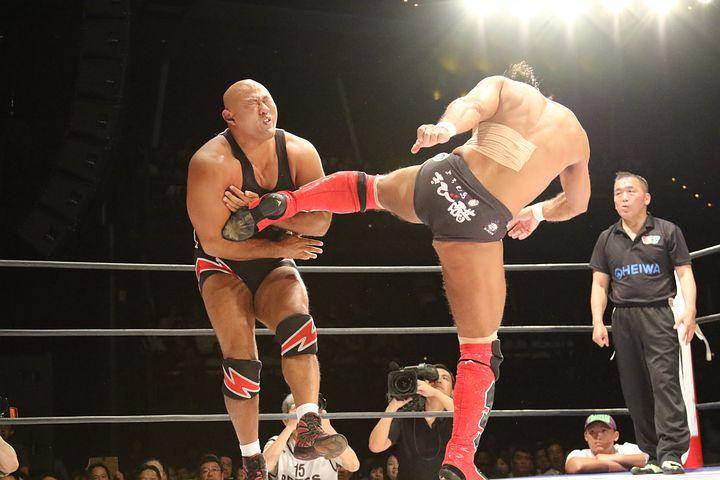 Ring, Fight, Pro Wrestling, Wrestling, Tokyo, Inoki