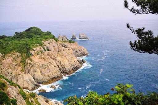Having An Affair, Island, Sea, Beach, Waves, Travel