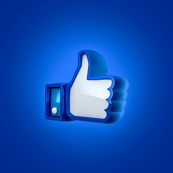 Enjoy, Blue, Right, Face, Social Media, Network