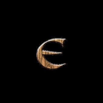 Wooden E, E, Letter, Letter E, Wooden, Text, Font, Wood