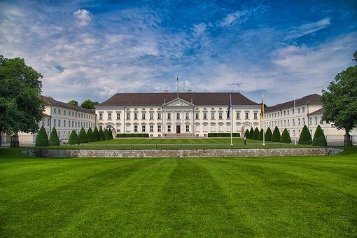 Castle Bellevue, Berlin, Federal President, Castle