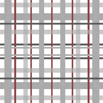 Fabric, Plaid, Grey, Gray, Burgundy, Black, White, Grid