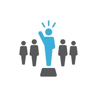 Icon, Leader, Leadership, Lead, Boss