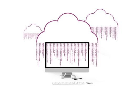 Cloud, Memory, Monitor, Storage Medium, Technology