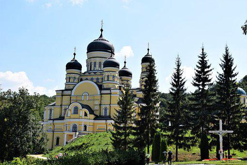 Church, Religion, Architecture, Cruz, Christianity