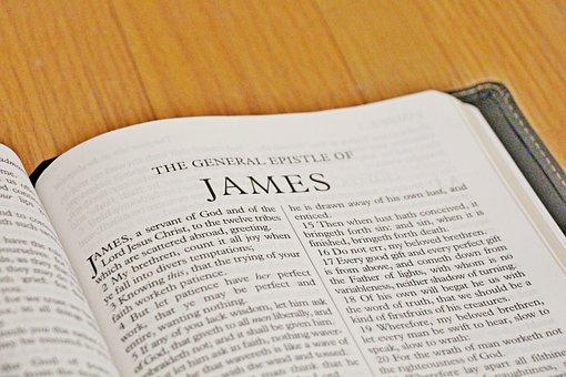 King James Version, Kjv, Bible, Christianity, Christian