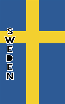 Sweden, Country Flag, Banner, Bunting, Summer Olympics