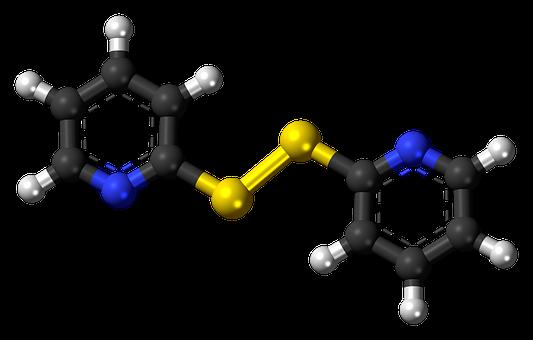Dipyridyldisulfide, Disulfides, Pyridines, Aromatic