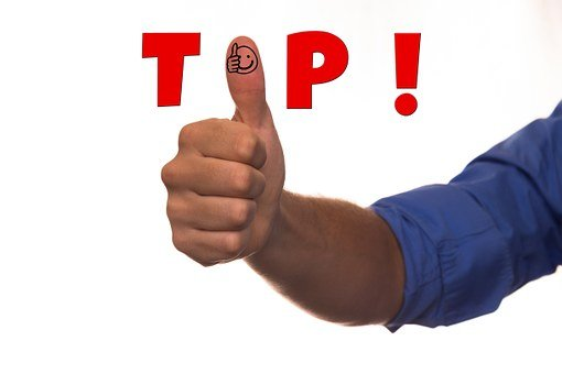 Thumb, Success, Top, Super, Great, Class, Best, Praise