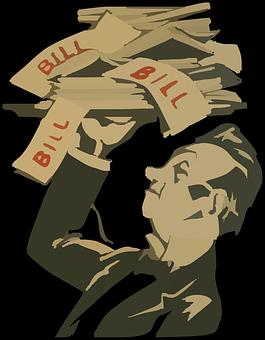 Bill, Payments, Money, Business