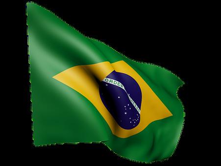 Flag, Brazil, Green, Carioca, Star