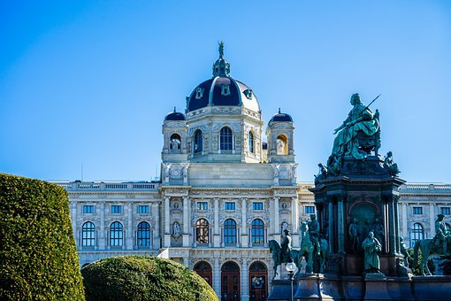 Kunsthistorisches Museum, Museum, Vienna, Austria