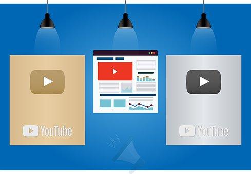 Youtube, Channel, Social Media, Vlog, Media, Subscribe