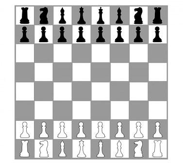 Chess, Chess Board, Pieces, Chess Pieces, Chess Set
