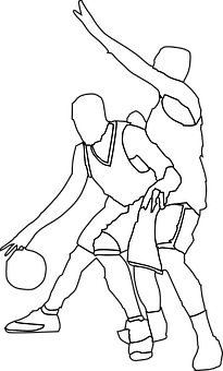 Basketball, Players, Defence, Offense