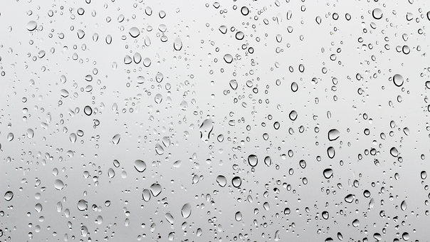 Water, Glass, Transparent, Droplets, Transparency