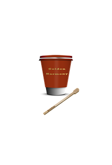 Coffee Cup, Customizable Template, Psd File