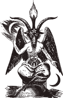 Devil, Baphomet, Occultism, Occultism Symbol
