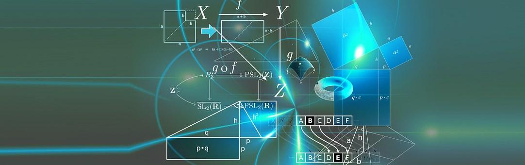 Banner, Header, Mathematics, Formula