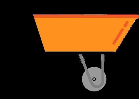 Cement Cart, Construction, Work, Hard Work, Cart, Pour