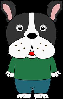 Bulldog, French Bulldog, Dog, Cute, Pet