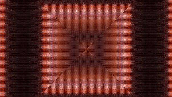 Mirage, Kaleidoscope Art, Pattern