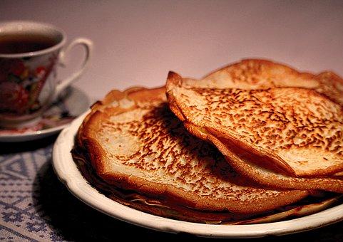 Pancakes, Baking, Dessert, Carnival, Nutrition