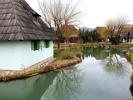 Cardaci, Ethno Village, Architecture, Water, Buildings