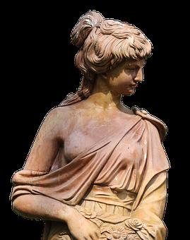 Sculpture, Woman, Beautiful Woman, Art