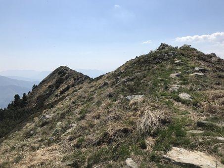 Monte Gambarogno, Alpine Route, Alps, Alpine, Adventure