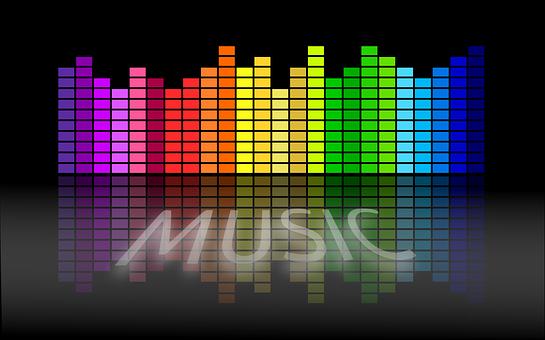 Music, Tech, Sound, Design, Audio, Wave, Volume, Media