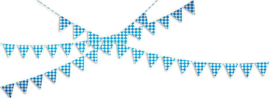 Oktoberfest Banner, Bunting, Oktoberfest