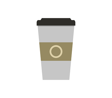 White, Coffee, Cup, Hot, Isolated, Liquid, Beverage