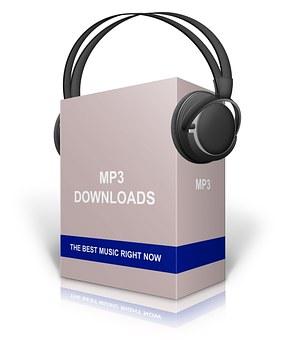 Mp3, Download, Box, Music, Audio, Sound