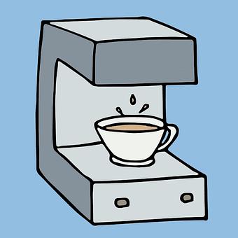 Machine, Coffee, Vending, Office, Drink